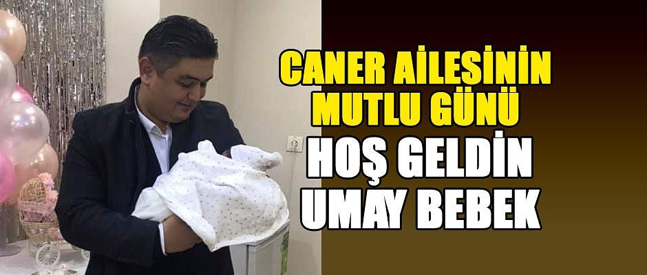 AHMET CANER'İN MUTLU GÜNÜ...