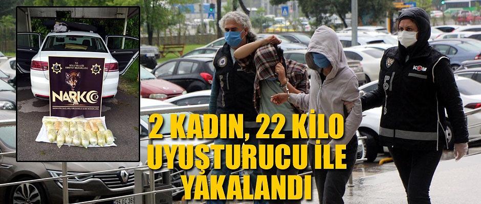 BİRBİRLERİNE KELEPÇELİ ŞEKİLDE ADLİYEYE ÇIKARILDILAR...
