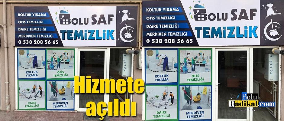 PROFESYONEL KADROSUYLA HİZMETE BAŞLADI...