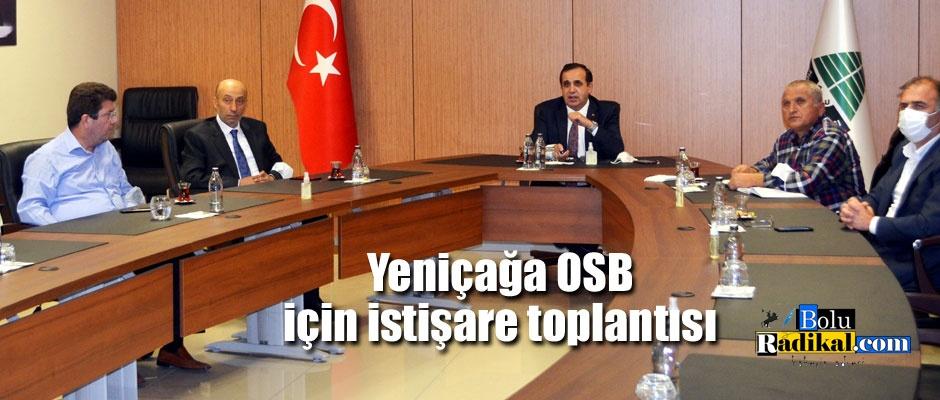"""""""Bölgenin en gözde OSB'lerinden birisi olacak"""""""