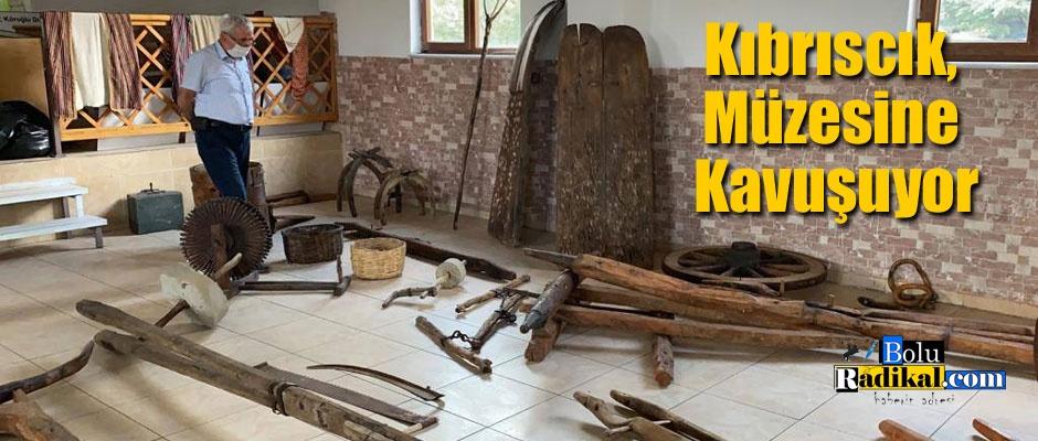 Kıbrıscık, Müzesine Kavuşuyor