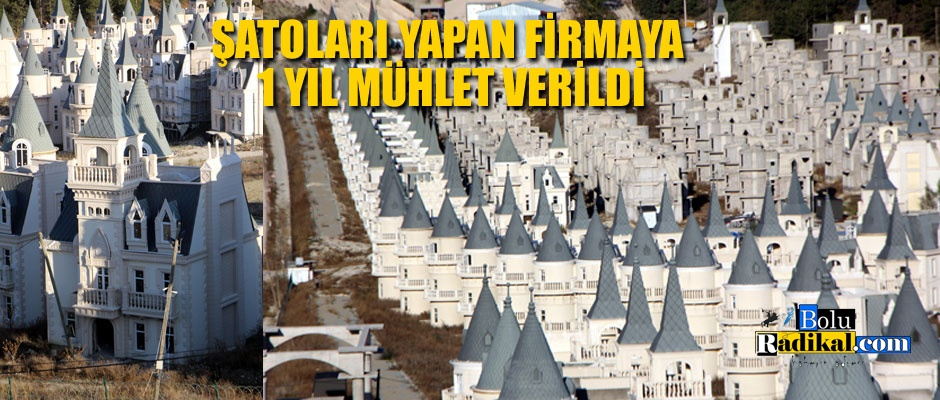 1 YIL MÜHLET VERİLDİ...