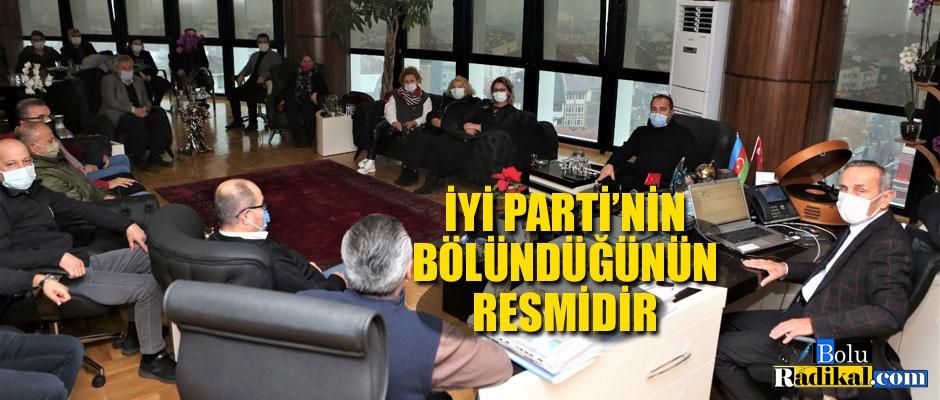 AHMET YILMAZ'A ZİYARETÇİ AKINI...