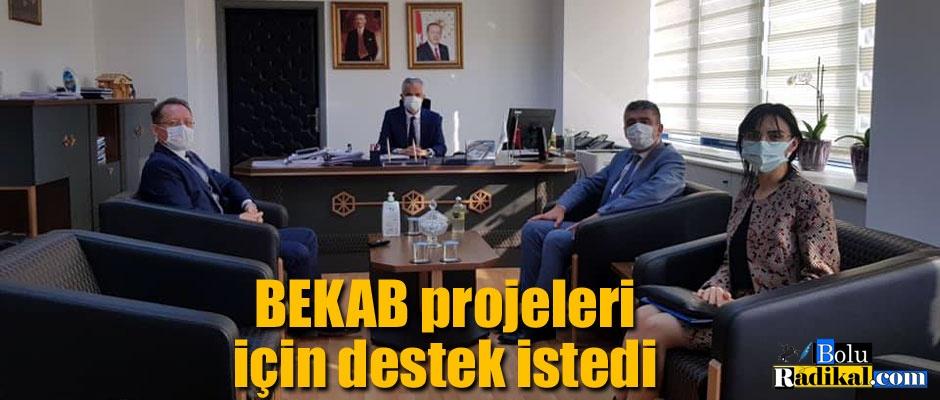 BEKAB Başkanı Allar'dan Ankara ziyareti