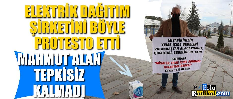 MAHMUT ALAN'DAN HAKLI TEPKİ...