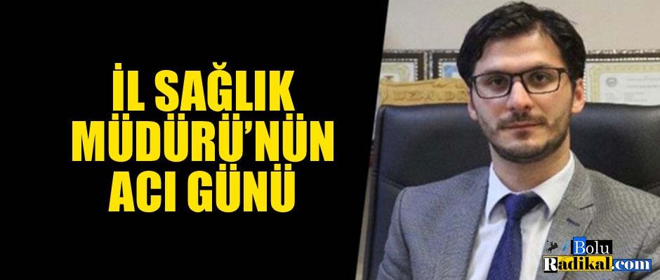 MUHAMMED EMİN DEMİRKOL'UN ACI GÜNÜ...