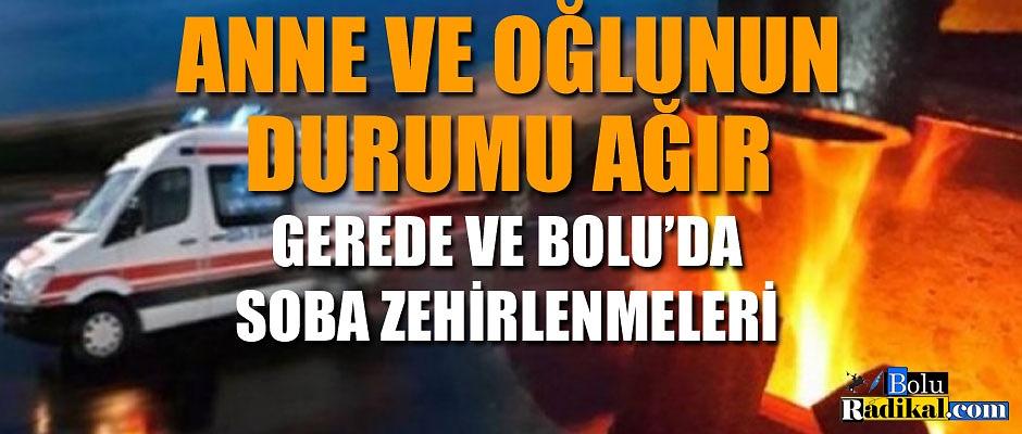 ANNE VE OĞLUNUN DURUMU KÖTÜ...