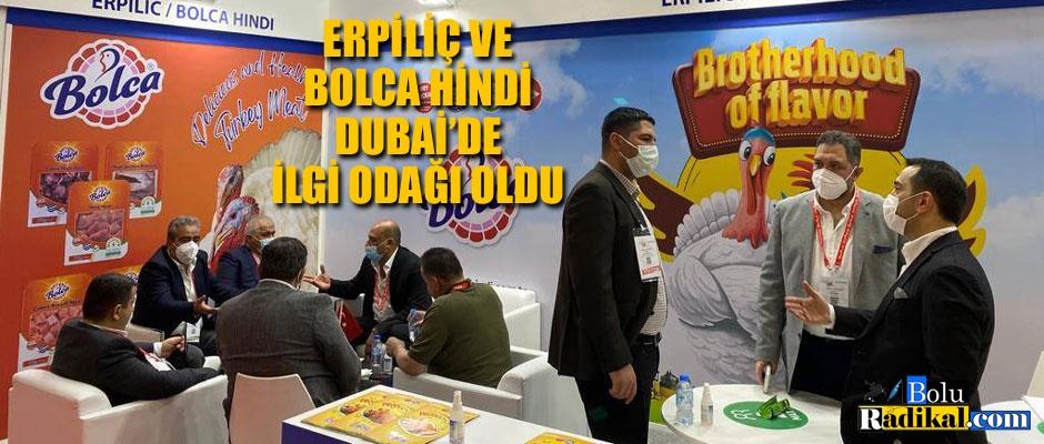 ERPİLİÇ VE BOLCA HİNDİ İLGİ GÖRDÜ...
