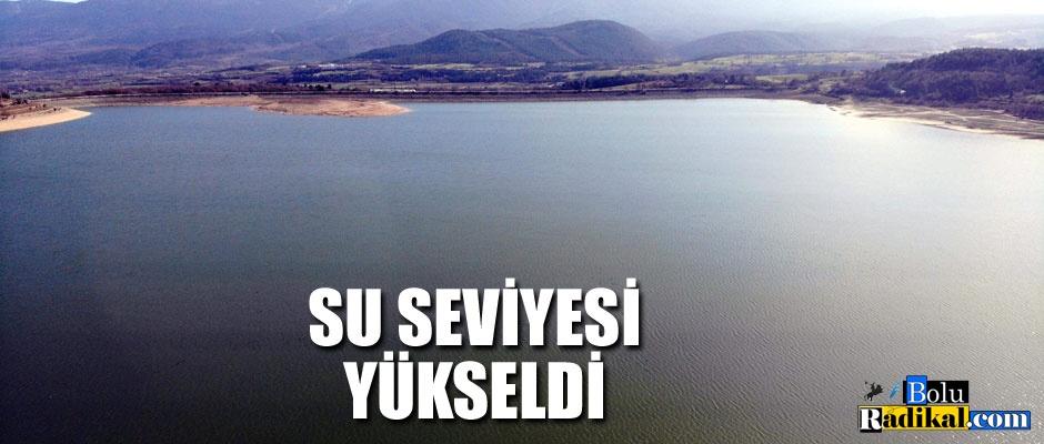SU SEVİYESİ ARTTI...