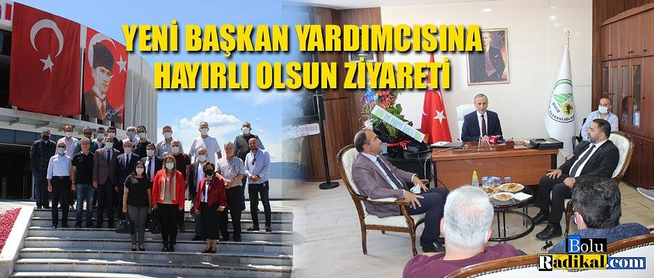 İYİ Parti'de birlik beraberlik tescillendi