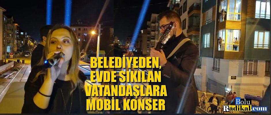 VATANDAŞ BUNU ÇOK SEVDİ...