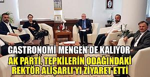GASTRONOMİ TARTIŞMASI BİTTİ...