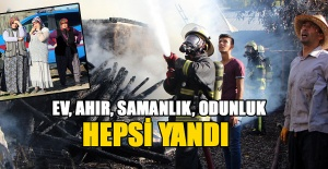 HEPSİ YANDI...