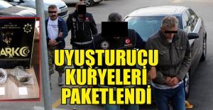 KURYELER ENSELENDİ...