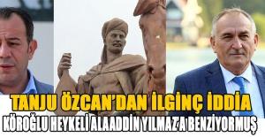 TANJU ÖZCAN'DAN İLGİNÇ İDDİA...