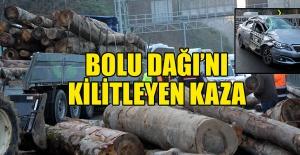 BOLU DAĞI SAVAŞ ALANINA DÖNDÜ...
