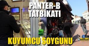 PANTER-B OPERASYONU...