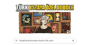Google'dan Aliye Berger'in 117. doğum gününe özel 'doodle'