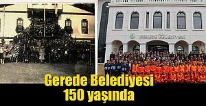 150 yıllık belediye