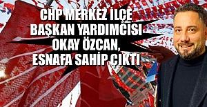 CHP'li Özcan'dan önemli çağrı