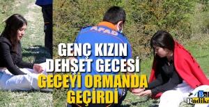 GENÇ KIZIN DEHŞET GECESİ...